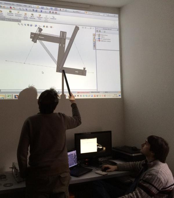 Diskuze nad geometrii rámu modelu Aviator.