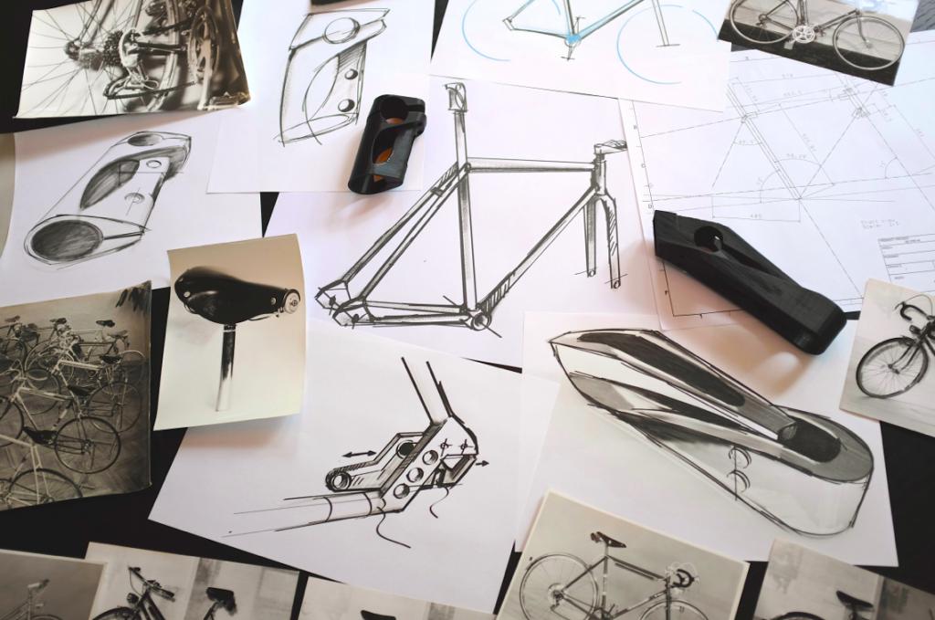 Designérské práce na nových Favoritech